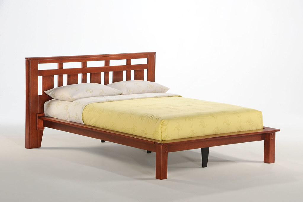 Carmel Platform Bed