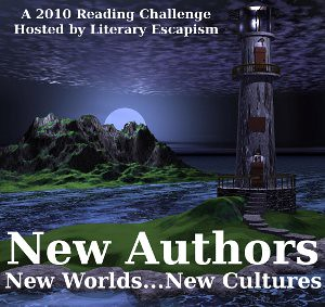 New Author Challenge 2010 by Literary Escapism.