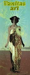 vanitas Art (vinciane.c) Tags: poster women engraving mucha youngwomen