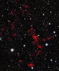 Estructura de galaxias