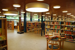 rodovre library_5 (e.b.archiuav) Tags: library arne jacobsen rodovre