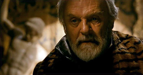 Sir Anthony Hopkins Wolfman