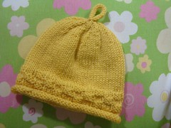 charity baby hat