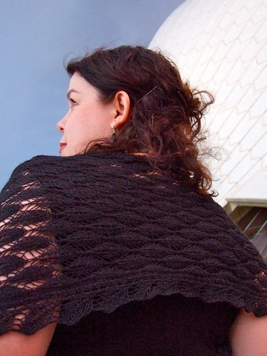 Sydney Opera House and Shawl