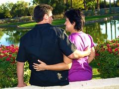 (photosbykathleen68) Tags: family arizona fall love beautiful portraits fun outdoors engagement familyportrait 2009 engagementphotos photographybykathleen photosbykathleen68 couiplesportraits