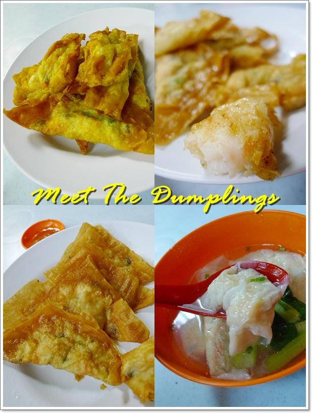Wanton Dumplings