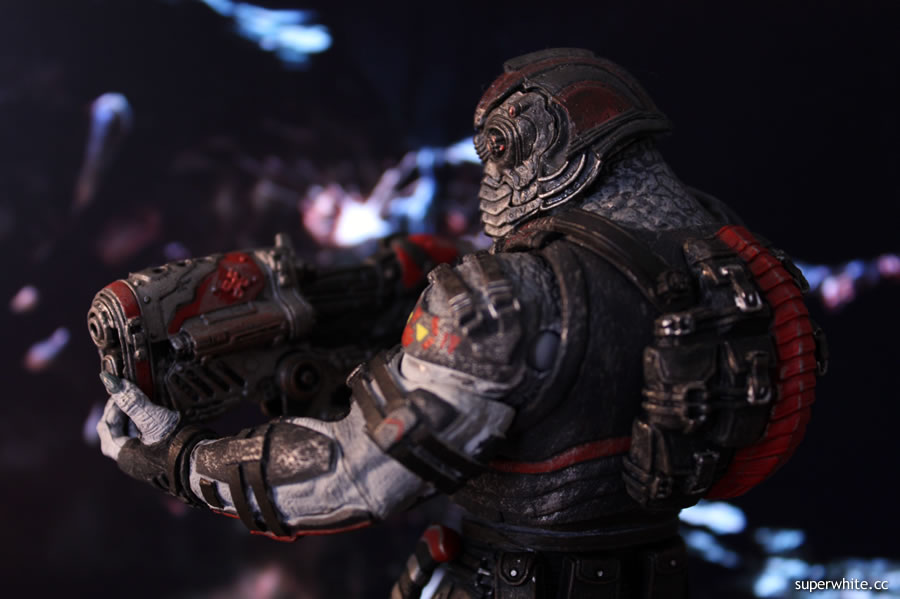 Gears of War Shoot