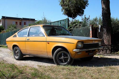 OPEL KADETT SR del 1974. Pinarella Ra 19.06.09