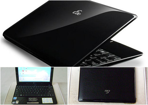 Asus Eee PC 1008HA notebook review