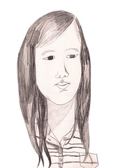 Soo Hyun (Jung eun Park) Tags: portrait handdrawing