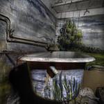 Bathroom in Krampnitz