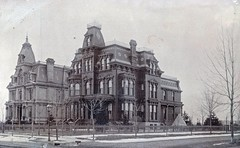1105 Woodward Ave, Detroit (southofbloor) Tags: house building architecture store detroit empire villa second woodward mansion department hudsons mansard mabley mableys