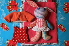 Een konijn voor de dochter