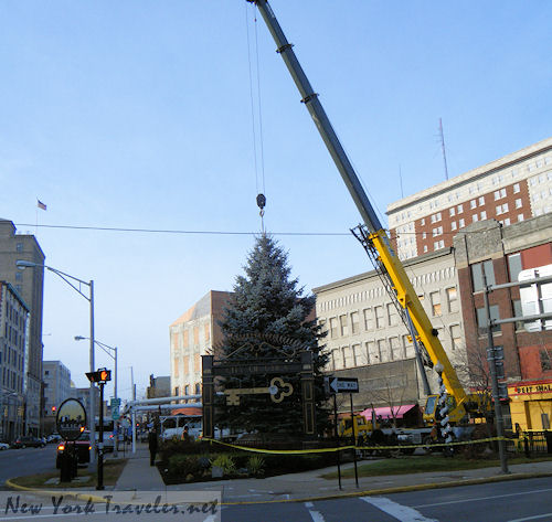 Utica Christmas Tree