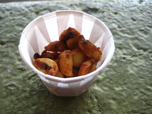 Redhead's Bacon Peanuts