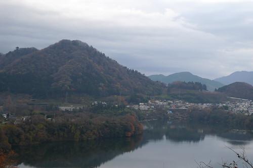 tsukui lake 3