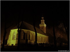 Tjamsweerster Kerk (Bram Reinders(on-off)) Tags: longexposure holland church nederland thenetherlands groningen kerk appingedam avondfoto tamron18250mm tjamsweer sonyalpha700 bramreinders bramreindersappingedam wwwbramreindersnl tjamsweersterkerk