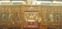 Iconostasis of St. Mark's Coptic Orthodox Church