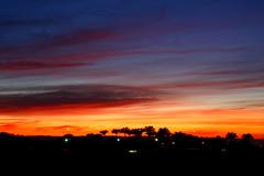 Sunrise, sunrise... (Leonardo Arruda) Tags: sky sun sol backlight clouds sunrise contraluz silhouete cu nascerdosol silhueta