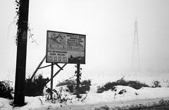 (...uno che passava... (senza ombrello)) Tags: winter urban bw italy bn gentrification bncittà unusualseasons zingonia ciserano cittàdiffusa