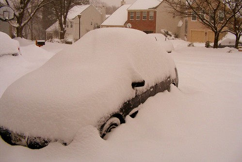 My Car Is Buried