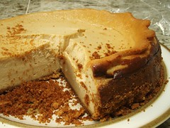 brown sugar cheesecake - 34