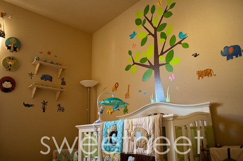 So What Is Your Crib Bedding Nursery Decor