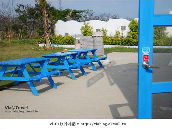 【桃園餐廳】桃園新屋地中海風~卡托米利庭園咖啡餐廳9