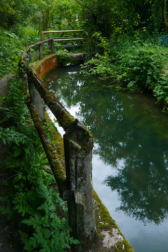 Ruskin Mill pond
