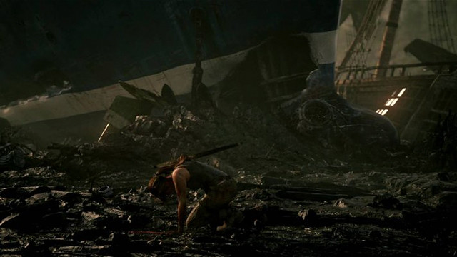 "Tomb Raider ""Turning Point"" Teaser 1"