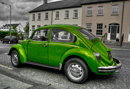 The Green Bug by xxx zos xxx