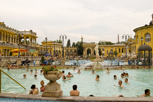Király, the other thermal baths of Budapest!
