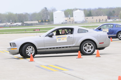 Springfield, IL - April 24, 2009 - During Operation Teen Safe Driving, ...
