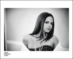 Villaitana Sessions - Estefania #2 (Enric Moreno) Tags: bw woman blancoynegro blanco fashion canon mujer spain model negro moda modelo alicante 2008 benidorm 40d villaitana enricmorenocom estefaniasanchez