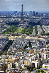 An Montparnasse56 Tower view of Eiffel Tower, Paris - France (Humayunn Niaz Ahmed Peerzaada) Tags: india paris france tower model photographer eiffel actor maharashtra mumbai humayun peerzada humayunn peerzaada humayoon humayunnapeerzaada montparnasse56 humayunnnapeezaada montparnasse56tower
