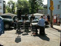 Sullivan High School Drummers