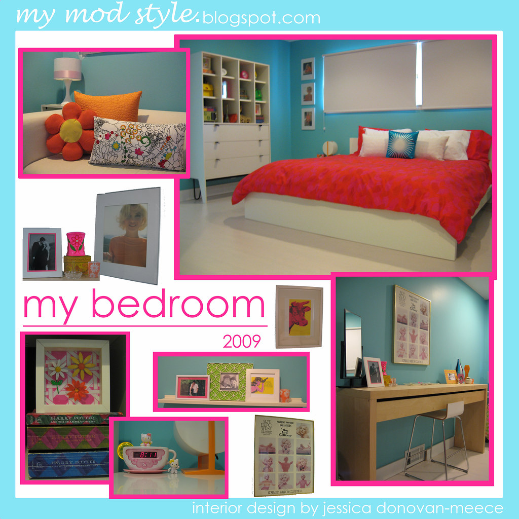 My Bedroom ~ 2009