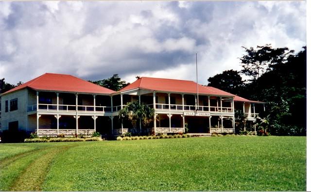 Samoa Stevenson