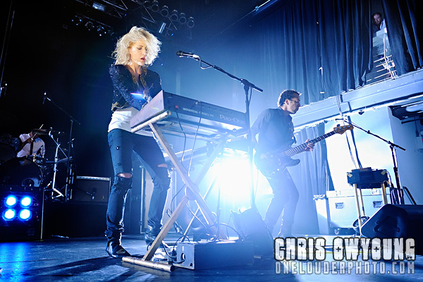 Concert Photos - Metric - Terminal 5. June 17, 2009.