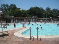 Rinconada pool, Palo Alto