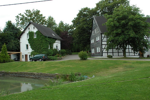 Homberg farm and stables
