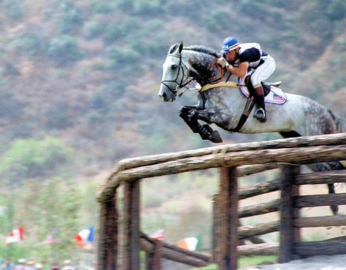 1984 Olympics: Equestrian Eventing (29 of 37)