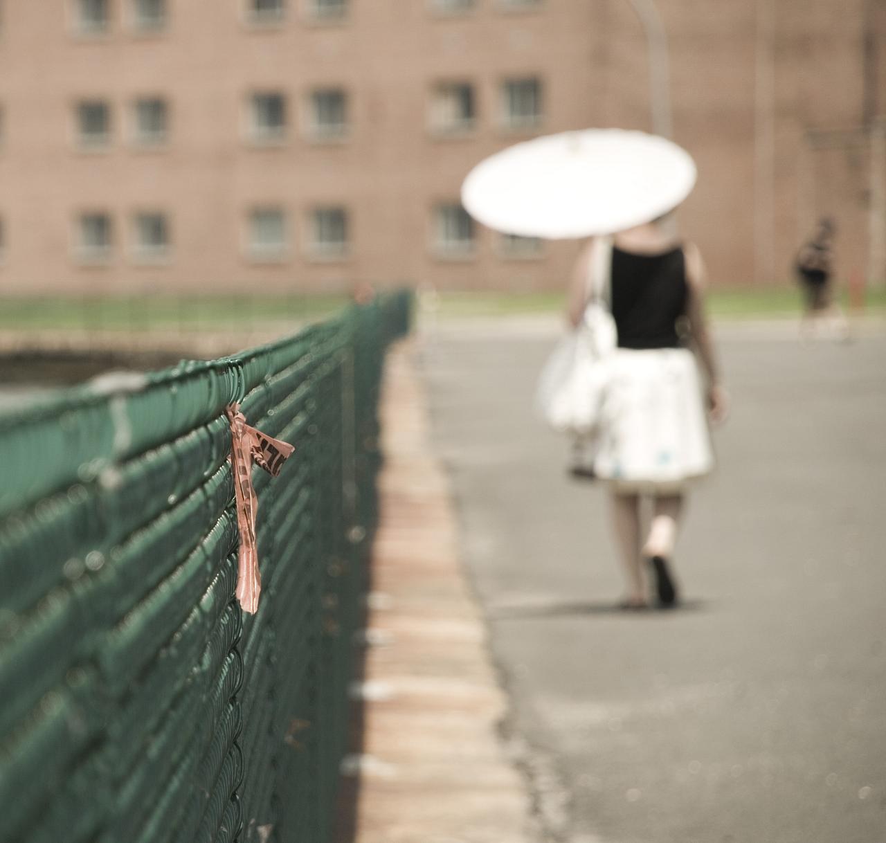 parasol...