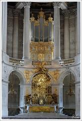 Versailles II (selenis) Tags: france nikon frança chapel versailles 2009 50mmf18 capela versalhes d80