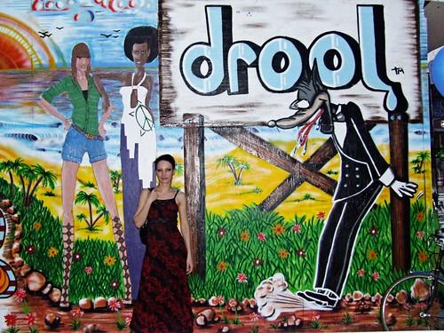 Olga at Drool