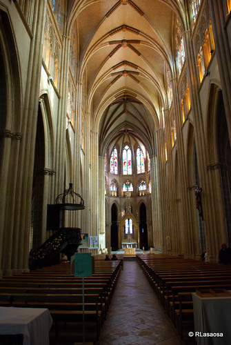Catedral de Bayona, Francia by Rufino Lasaosa