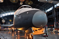 NASA - Space Shuttle OV-101 Enterprise - Air and Space Smithsonian - Udvar Hazy Center - July 29th, 2009 1297 RT (TVL1970) Tags: airplane smithsonian iad nikon alt aircraft aviation nasa enterprise spaceshuttle fairchild nationalairandspacemuseum dullesairport airandspacemuseum smithsonianairandspacemuseum grumman fredhaise stevenfudvarhazycenter nasm d90 udvarhazycenter nationalaeronauticsandspaceadministration rockwellinternational spaceshuttleenterprise joeengle dullesinternationalairport udvarhazyannex washingtondullesinternationalairport nikond90 ov101 northamericanrockwell nikkor18105mmvr 18105mmvr orbitalvehicle approachandlandingtests gordonfullerton richardtruly