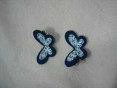 tic tac borboleta (Costurinhas da Lu) Tags: tac tic chaveiro acessorio