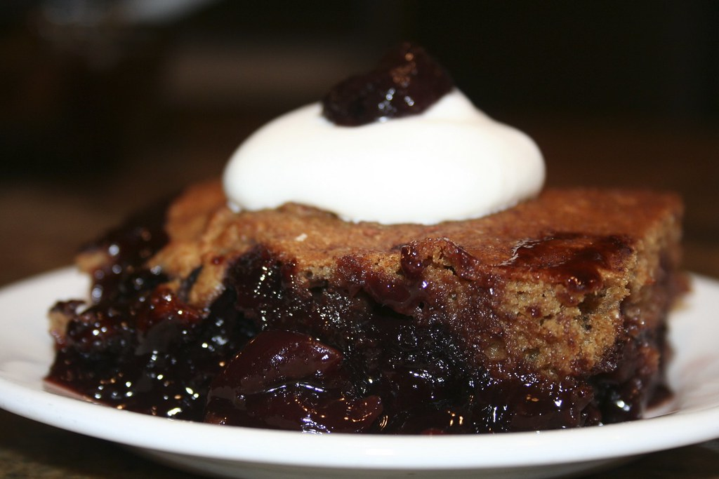 Fresh Cherry Cobbler Recipes — Dishmaps