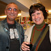 Albie Bailey en Nancy Odendaal